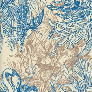 Milton & King-Wallpaper Republic WR0340GS