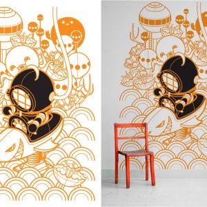 Wallpaper Republic WRM301SC-S