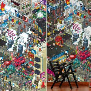 Wallpaper Republic WRM066E-S